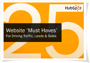 25-Website-Must-Haves-eBook hubspot.PDF